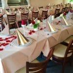 """Feiern im griechischen Restaurant """"Mythos"""" im Sportpark Maikammer"""