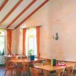 """Großes Nebenzimmer """"Forsthaus Heldenstein"""" mit 40 Sitzplätzen"""