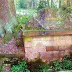 Der Hüttenbrunnen bei Edenkoben