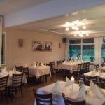 """Gastraum im Restaurant """"Mythos"""" in Maikammer - Der Grieche im Ort"""