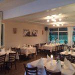 """Gastraum im Restaurant """"Mythos"""" in Maikammer in der Pfalz"""