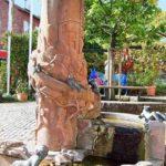 """Der Eschbacher """"Rutsch-Brunnen"""""""