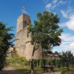 Burgschänke der Wachtenburg über Wachenheim
