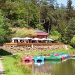 "Bootsflotte ""Paddelweiher-Hütte"""