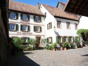 """Weingut, Hofladen und Getreidemühle """"Augspurger Stadtmühle"""""""