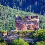 Burg Drachenfels bei Dahn