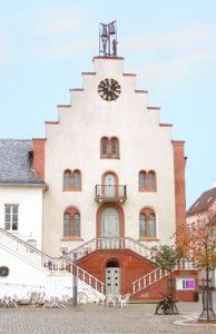 Das alte Kaufhaus in Landau in der Pfalz