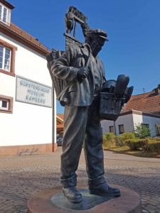 Bürstenbindermuseum in Ramberg