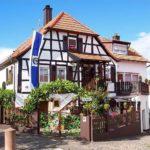 Fachwerkhaus in Gleisweiler