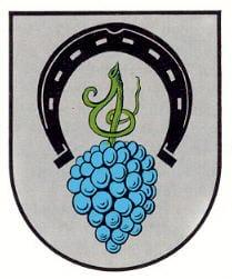 Wappen Gleisweiler in der Pfalz