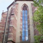 Die Katholische Augusterkirche mit Kreuzgang in Landau in der Pfalz