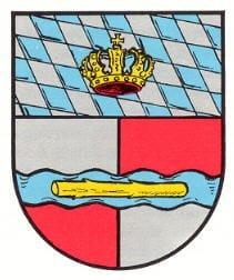 Wappen Maxdorf in der Pfalz