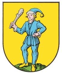 Wappen Mehlingen in der Pfalz