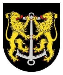 Wappen Neuburg am Rhein in der Pfalz