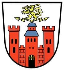 Wappen Pirmasens in der Pfalz