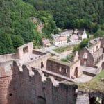 Schloss- und Festungsruine Hardenburg – Bad Dürkheim