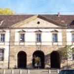 Das Deutsche Tor in Landau in der Pfalz