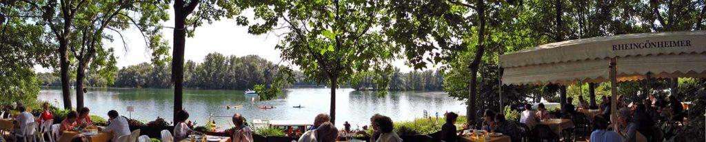 """Restaurant """"Altrheinklause"""" bei Waldsee in der Pfalz"""