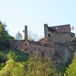 Burg Spangenberg bei Neustadt-Lachen-Speyerdorf