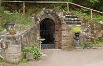 Besucherbergwerk Nothweiler, Erzgrube Sankt-Anna-Stollen