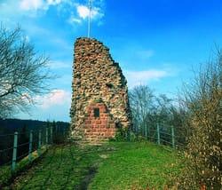Burgruine Guttenberg bei Dörrenbach