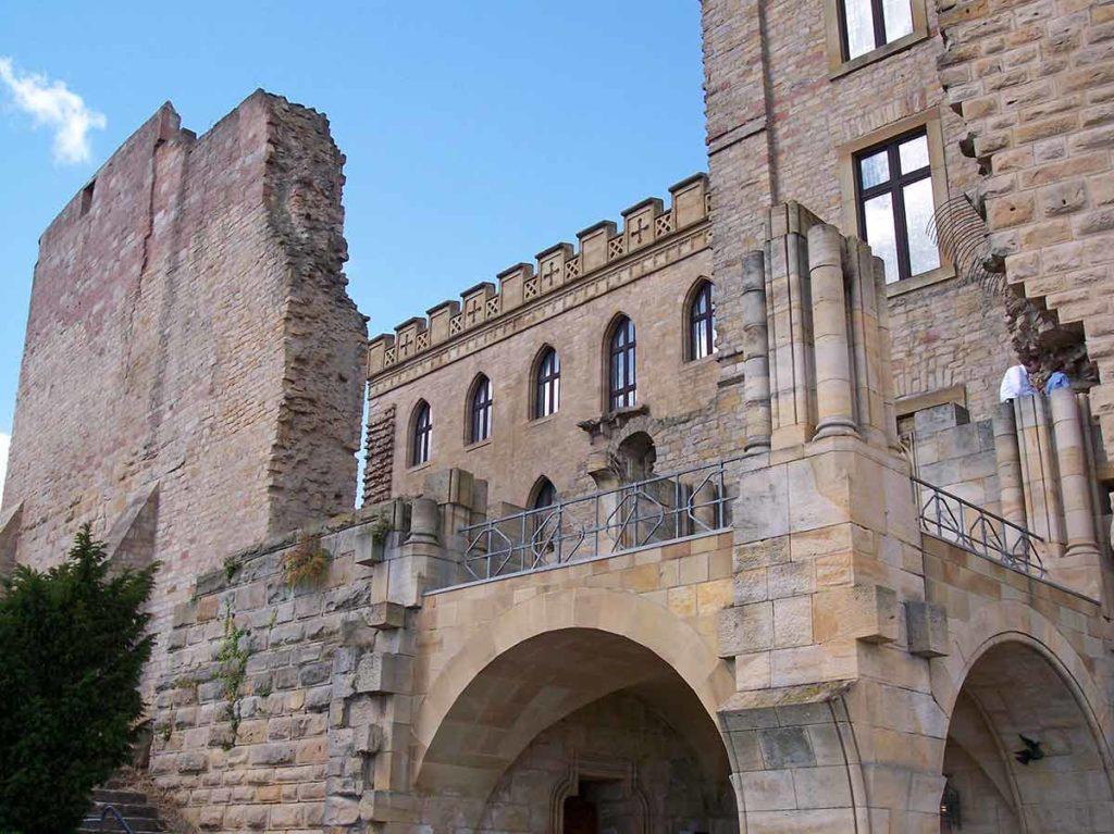 """""""Hambacher Schloss"""" in Neustadt - Hambach an der Weinstraße"""