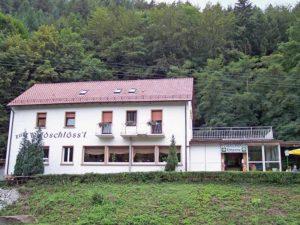 """Hotel, Restaurant """"Waldschlöss'l"""" in Bad Dürkheim - Hardenburg"""