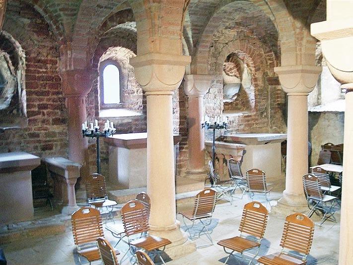 Klosterruine Limburg | www.pfalz-info.com