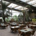 Das Restaurant im Reptilium Landau