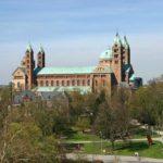 Der Dom zu Speyer in der Pfalz