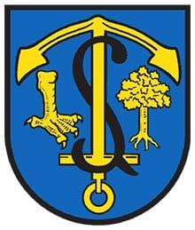 Wappen Wörth am Rhein in der Pfalz