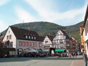 Annweiler am Trifels in der Pfalz