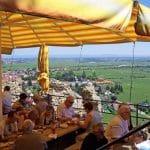 Burgschänke Wachtenburg über Wachenheim