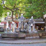 Elwedritsche-Brunnen in Neustadt an der Weinstraße