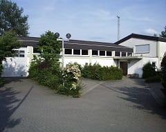 Die Gäuhalle in Altdorf