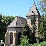Katholische Kirche St. Nikolaus in Neustadt-Gimmeldingen an der Weinstraße