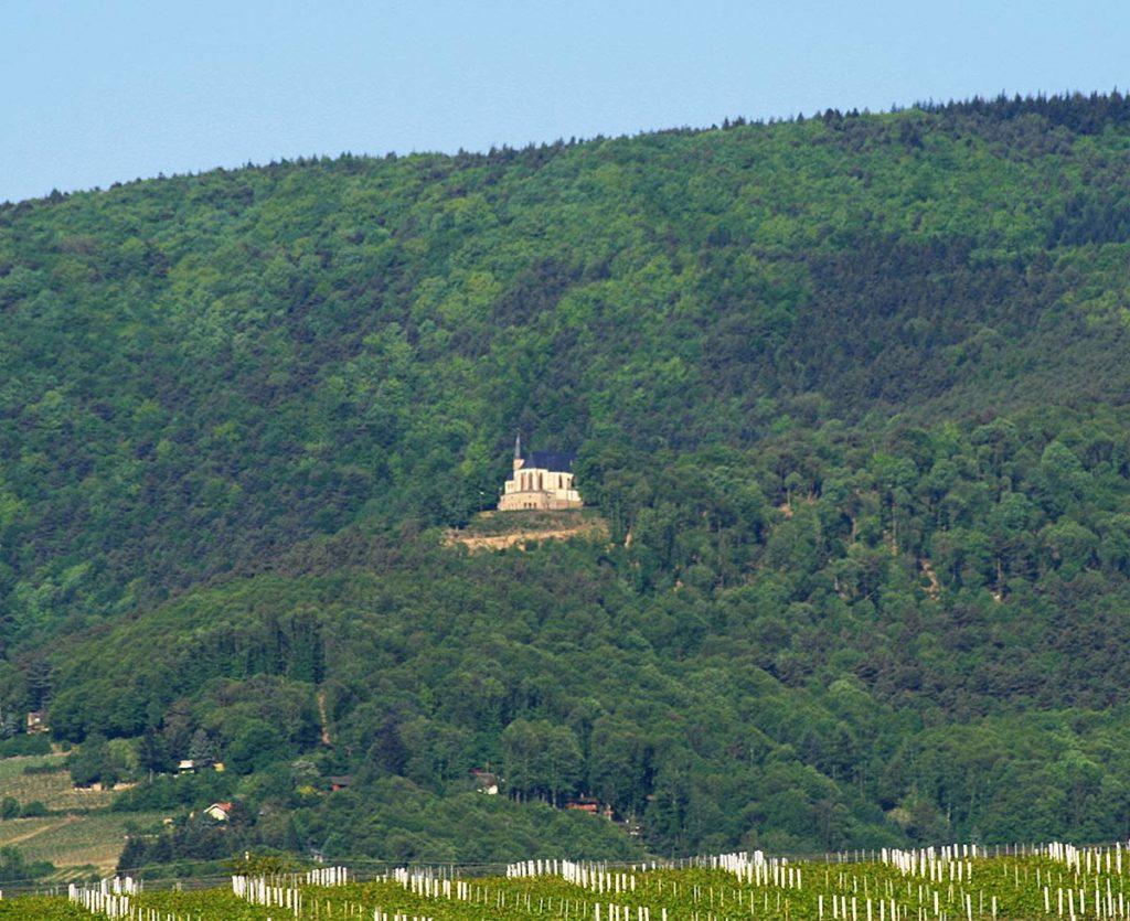 St.-Anna-Kapelle auf dem Annaberg bei Burrweiler