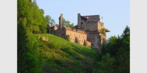 Burg Spangenberg Erfenstein