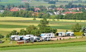 Wohnmobilstellplätze in der Pfalz