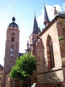 Stiftskirche in Neustadt an der Weinstraße