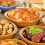 Tapas, spanische Kleinigkeiten