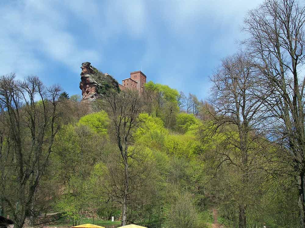 Burg Trifels in Annweiler