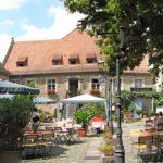 """Restaurant & Weinkeller """"Von Busch Hof"""" in Freinsheim in der Pfalz"""