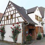 """Weinstube, Ferienwohnungen """"Im Kitzig"""" in Freinsheim in der Pfalz"""