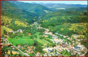 Bad Bergzabern in der Pfalz