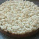 Apfelkuchen mit Riwwelen