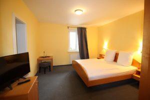 Hotel Berghof in Albersweiler – Zimmerbeispiel