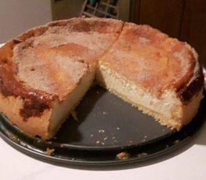 Pfälzer Rahmkuchen, köstlich!