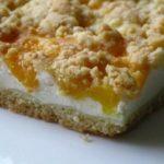 Streusel-Quarkkuchen vom Blech