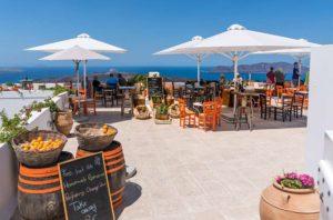 Estiatório - Griechisches Restaurant am Meer